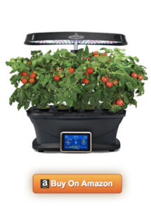 AeroGarden Bounty with Gourmet Herb Seed Pod Kit Review