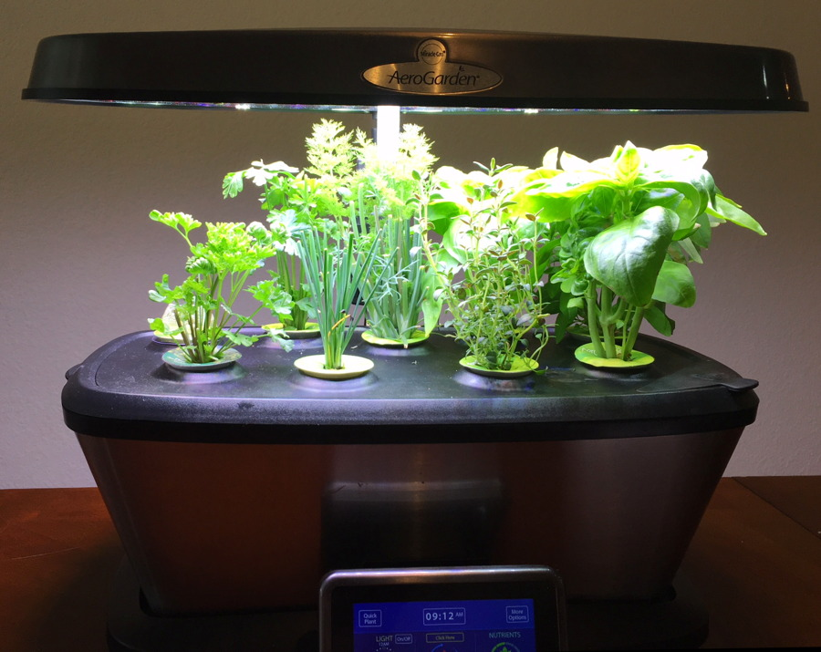 Aerogarden Vs Tower Garden